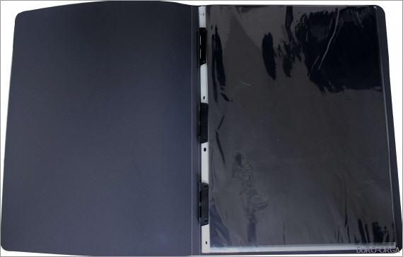Ersatzhüllen Nachfüllhüllen A2 5 Hüllen für nachfüllbares Sichtbuch A2 farblos